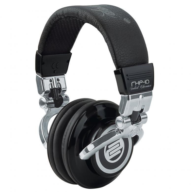 RELOOP RHP-10 SOLID CHROME Kuuloke Huipp, discoland.fi