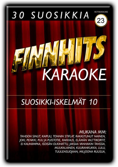 FINNHITS VOL 21-Suosikki-iskelmät 8 DVD, discoland.fi
