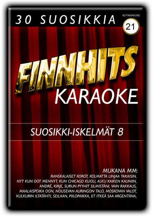 FINNHITS VOL 22-Suosikki-iskelmät 9 DVD, discoland.fi
