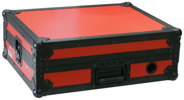 POWERDYNAMICS PD-FC2 DJ Midi Controller Case Red universaali case! sopii mm. Traktor S4, Terminal mix 4. Mukaan mahtuu myös läppäri! Todella jykevä case, joka kestää kovaa käyttöä. Mitat 554 x 398 x 200mm sekä paino 14kg .