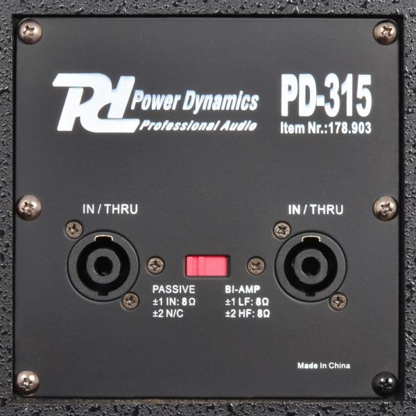 POWERDYNAMICS PD-315 15