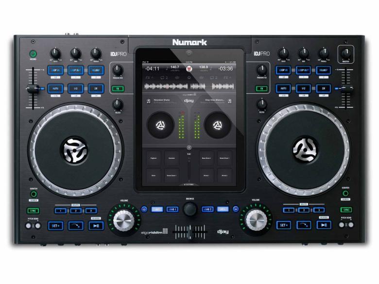 NUMARK IDj Pro on DJ-kontrolleri uusi ve, discoland.fi