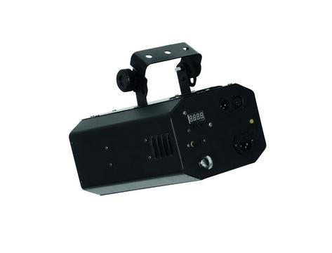 EUROLITE LED D-20 DMX-RGBA-SMD valoefekti valkoiset LEDit. Hybridi, joka varustettu 4x 3W EGBA ledit sekä 36kpl SMD strobnea valkoista. Valo Efekti LED Teknologialla. Mitat 295 x 310 x 230 mm sekä paino 3,0kg.