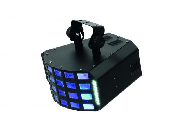 EUROLITE LED D-20 DMX-RGBA-SMD valoefekt, discoland.fi