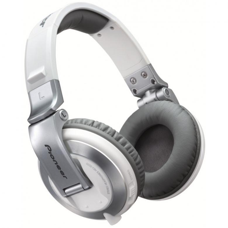 PIONEER HDJ-2000W Huippu DJ kuuloke. Vä, discoland.fi