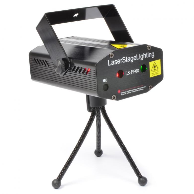 BEAMZ LS-FF08 Pieni Laser valoefekti. Re, discoland.fi
