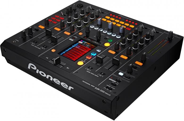 PIONEER DJM-2000NXS DJ mikseri clubiin o, discoland.fi