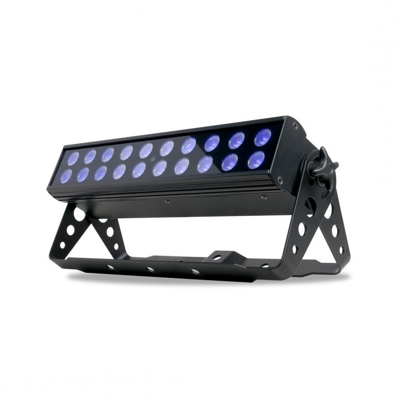 ADJ UV LED BAR20 UV-valaisin 20x 1W LED-, discoland.fi