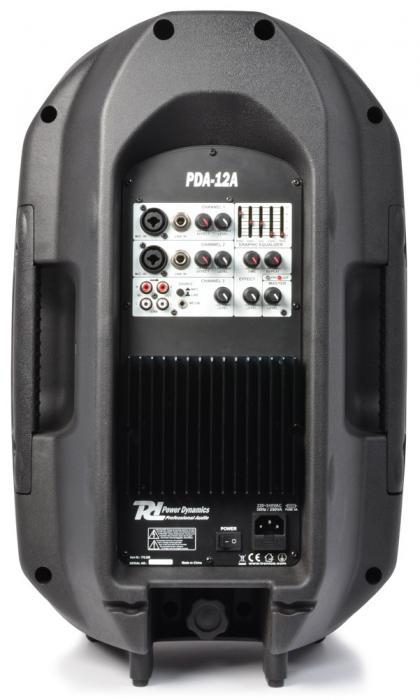 POWERDYNAMICS PDA-12A aktiivikaiutin 12