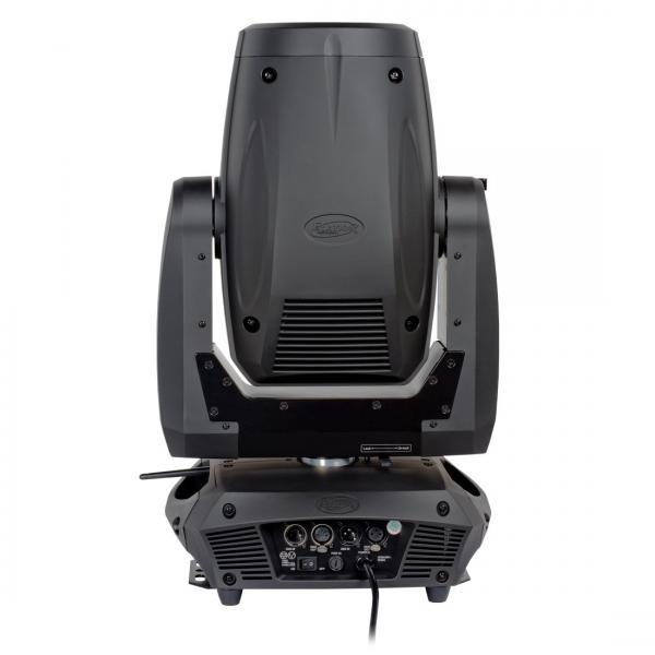 ELATION Platinum Spot LED Pro II 170W on LED valonlähteellä. Normaalit moving head toiminteet:  15-34 asteen zoom, 60000 tunnin Led valonlähde, erittäin tehokas sekä huikea valoteho 13952 Lux @ 2,5m. 14 goboa, joista 7kpl on pyöriviä, iris, prisma efekti,8-väriä, UV efekti sekä langaton DMX vastaanotto.