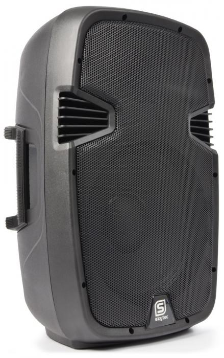 SKYTEC SPJ-1200ABT MP3 BT Aktiivikaiutin, discoland.fi