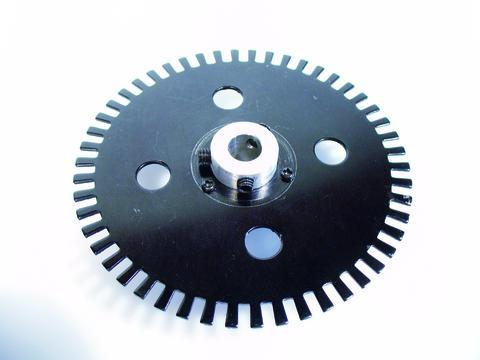 FUTURELIGHT Detection wheel for PHS-250 (D83).
