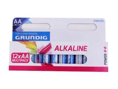 GRUNDIG Alkaali Paristo Plus Batteries 1, discoland.fi