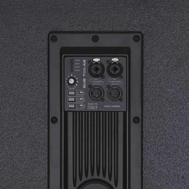 RCF Art 705AS Bandbass Aktiivisubwoofer 15