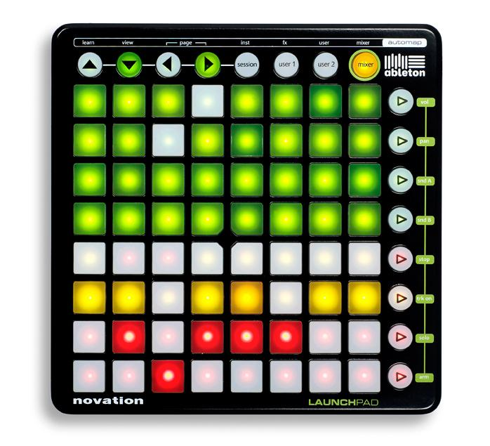 NOVATION Launchpad S+ Ableton live ohjel, discoland.fi