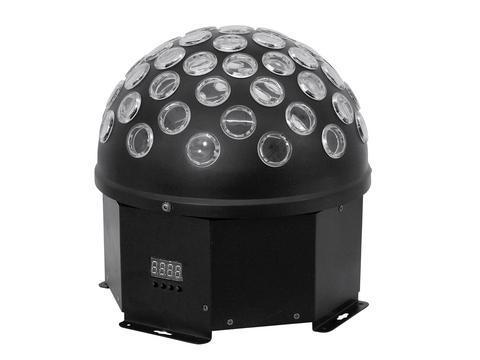 EUROLITE LED B-18 Beam effect 8x 3W, Mir, discoland.fi