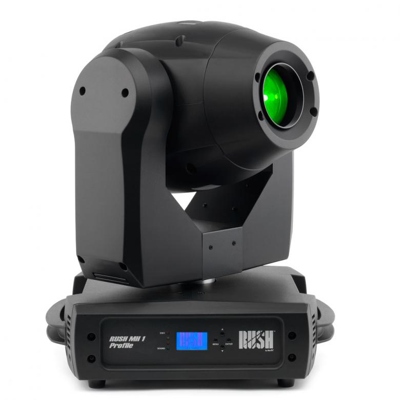 MARTIN RUSH MH-1 LED Moving head spotlig, discoland.fi