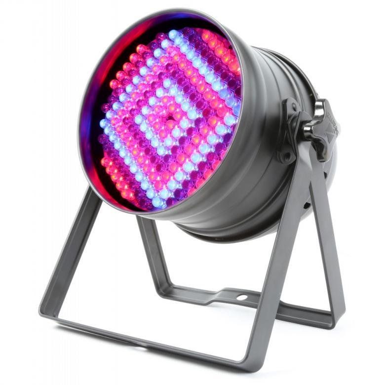 BEAMZ LED PAR-64 RGB LED-spotti LATTIAMA, discoland.fi