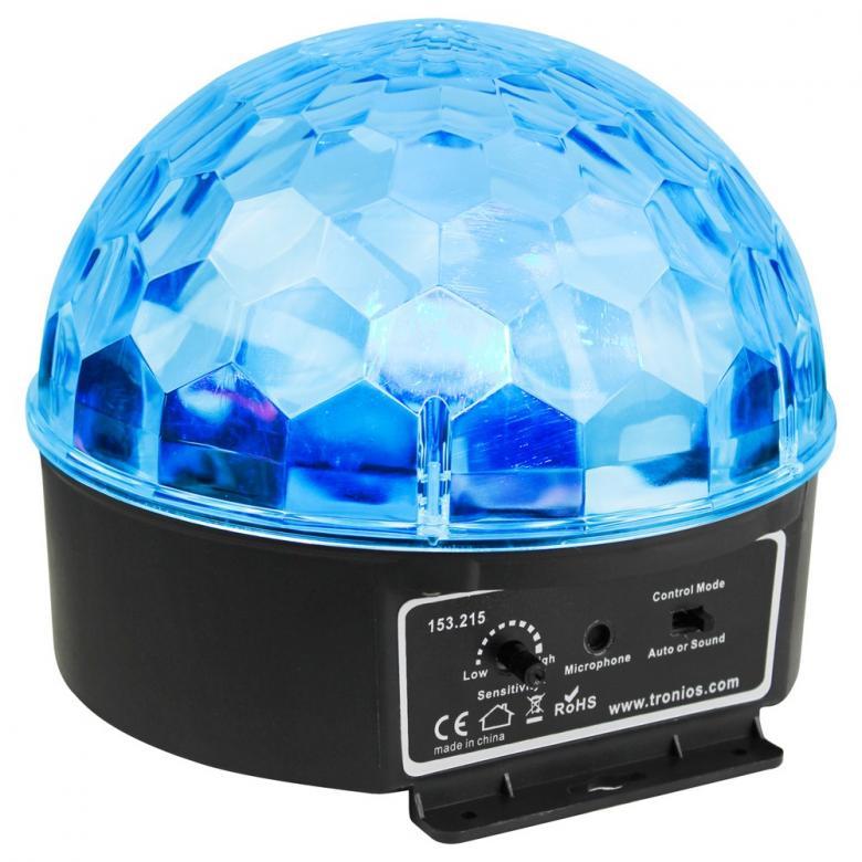 BEAMZ  Starball 6x 3W RGBWA LED-valoefek, discoland.fi