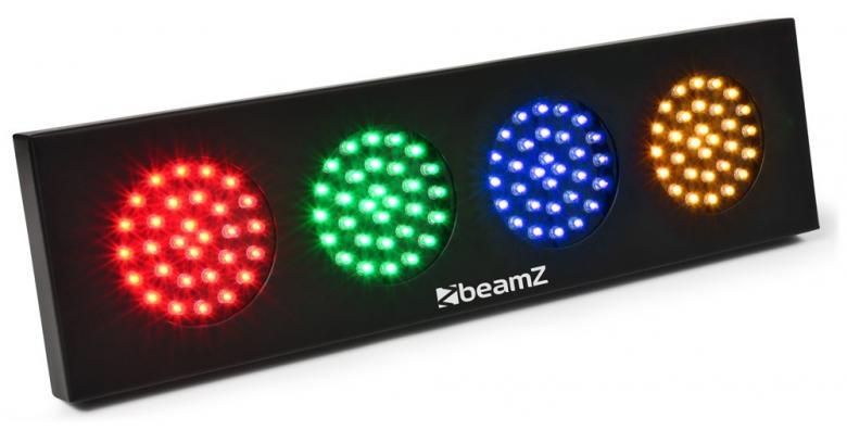 BEAMZ DJ Bank 120 LEDIÄ 4-kanavainen LE, discoland.fi