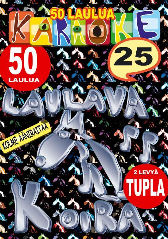 LAULAVAKOIRA Vol 25 tupla DVD levyllä 5, discoland.fi