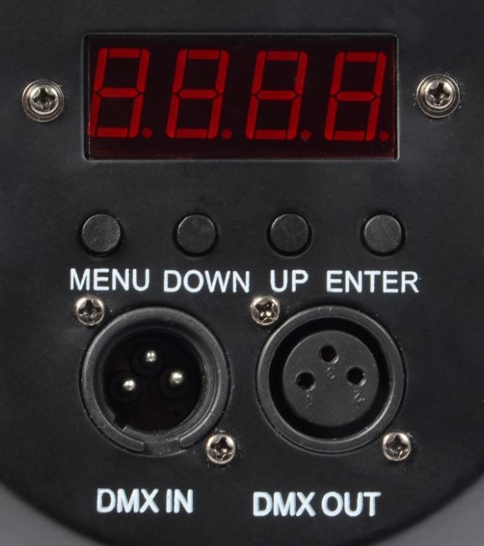 BEAMZ LED PAR-64 RGBW Spotti FLAT on tyylikäs ja tehokas LED-heitin, suosituin malli kokoluokassaan, soveltuu bändeille, discoon, julkisiin tiloihin! LED spot 186x 10mm 15°, 20W, black, Professional Spot as LED DMX model! RGB LED-valonheitin eli väriä vaihtava. DMX ohjattava LED-heitin 8-kanavaa. RGB multi värit miksattavissa. automatiikalla voi säätää värien feidaus aikaaSisäänrakennettu mikrofoni. Voidaan valita valikosta värit erikseen. Mitat 220 x 122mm sekä paino 1.4kg.