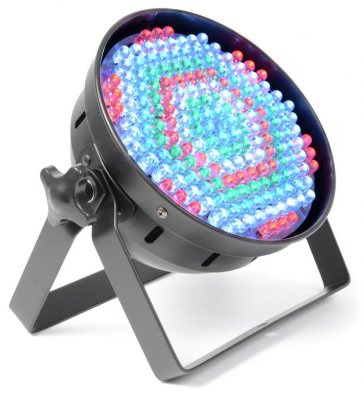 BEAMZ LED PAR-64 RGBW Spotti FLAT on tyy, discoland.fi