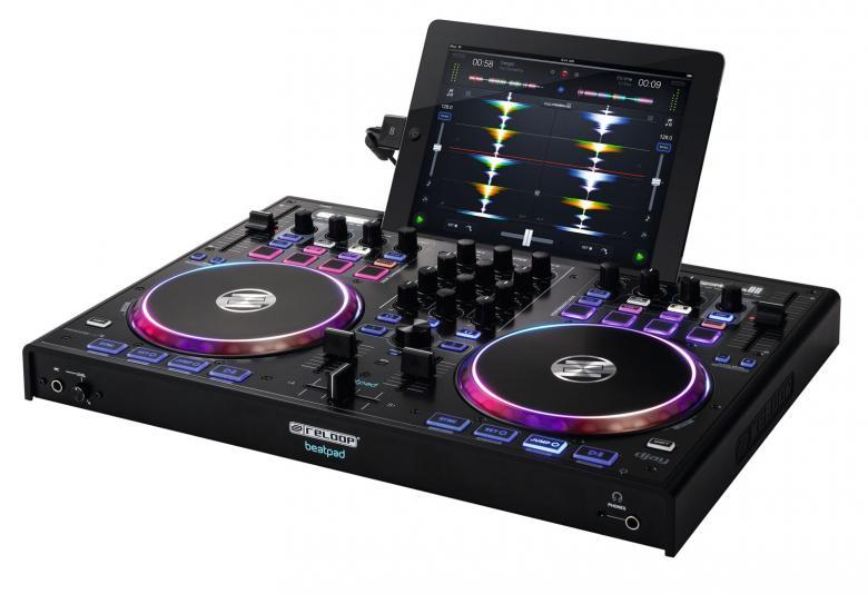 RELOOP Beatpad DJ kontrolleri, joka toim, discoland.fi