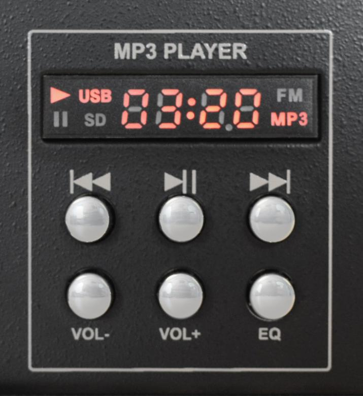 SKYTEC STM-2300 2-kanavainen DJ mikseri USB tikku soittimella. Tämä on loistava laite harraste käyttöön. Tikulta voit soittaa suoraan mikseriltä. Sisäänmeno 2kpl levysoittimelle ja tai 2kpl Linjatasolle, sekä 1kpl mikrofonille. Kuuloke esikuuntelu!