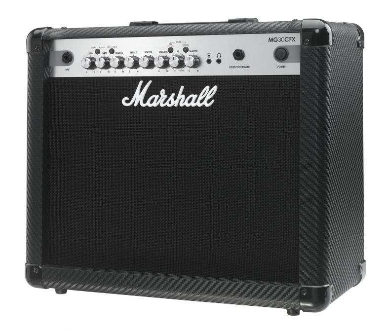 MARSHALL MG30CFX, 30W kitaravahvistin ef, discoland.fi