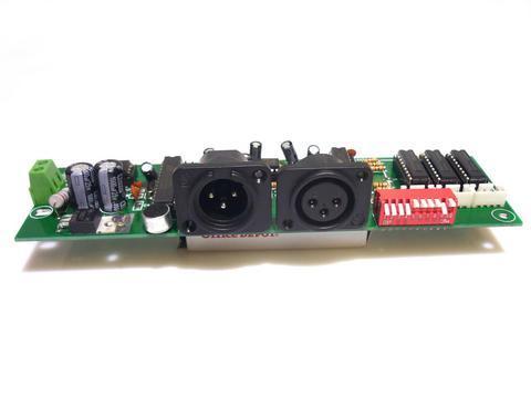 EUROLITE Pcb (Control) LED Bar RGBA/ RGB, discoland.fi