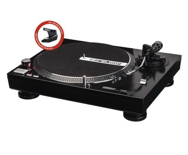 RELOOP RP-1000M Levysoitin Hifi& DJ hihn, discoland.fi