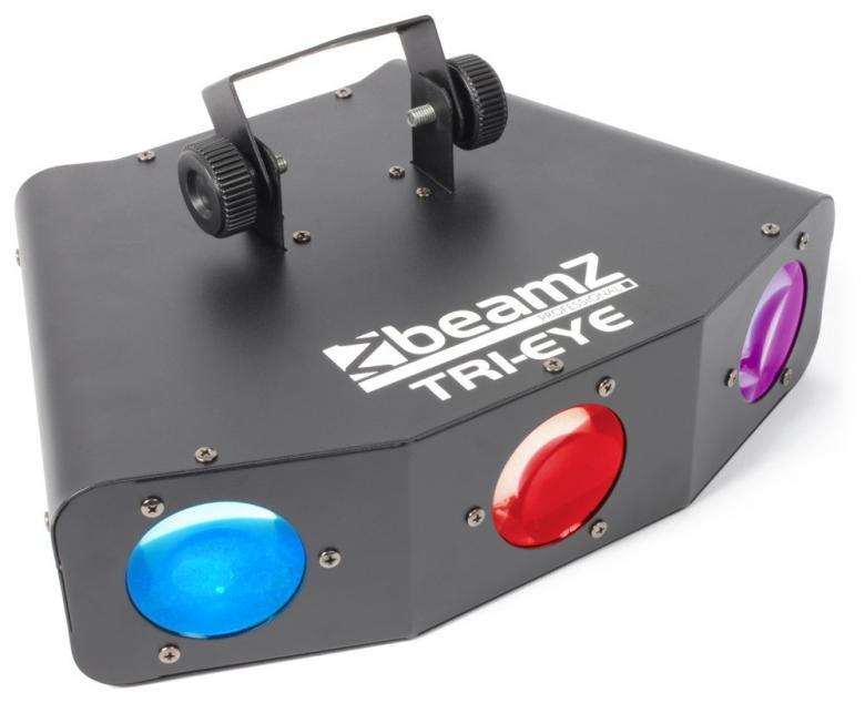 BEAMZ TRI- EYE DMX LED 15x 3W RGBWA valo, discoland.fi
