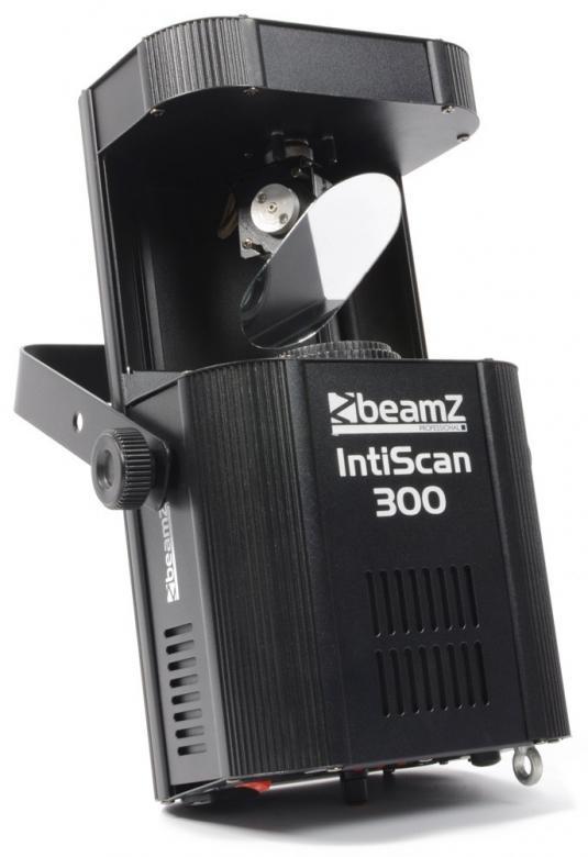 BEAMZ IntiScan 300 Scanner 30W LED DMX V, discoland.fi