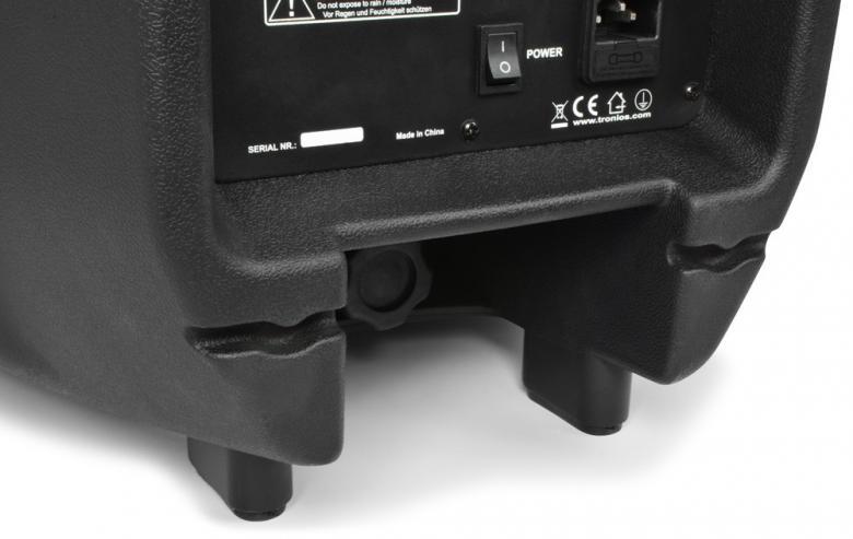 POWERDYNAMICS PDA-15ABT DJ aktiivikaiutin Bluetooth 600W DJ 2-tie 15