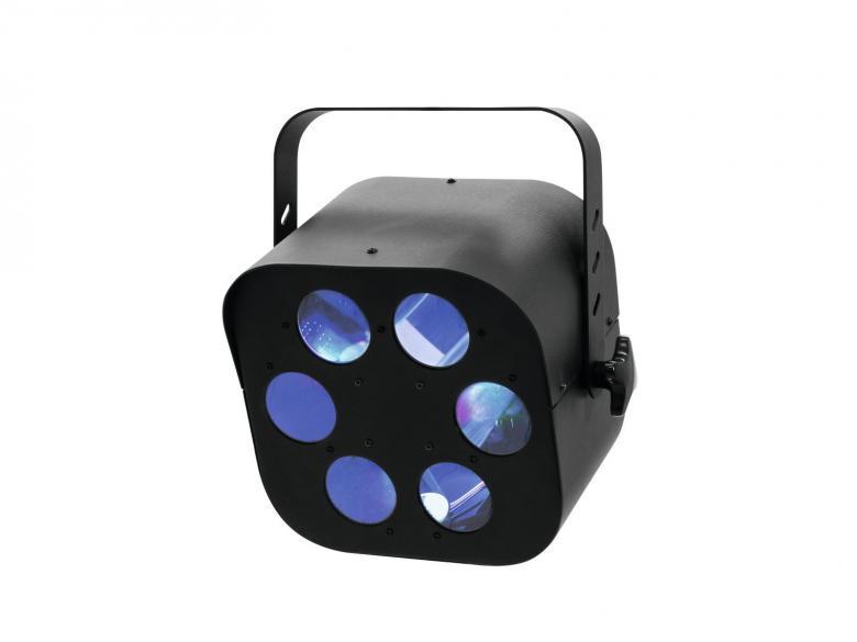 EUROLITE LED FE-1000 RGBAW Flower-Efekti, discoland.fi