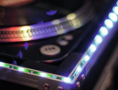 EUROLITE LED-jatko pala strip 1,5m SMD5050