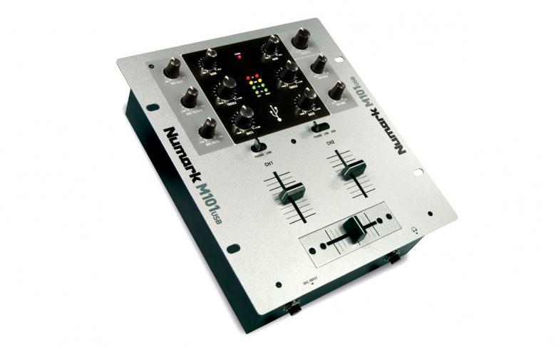 NUMARK M101 Professional Scratch Mixer, , discoland.fi