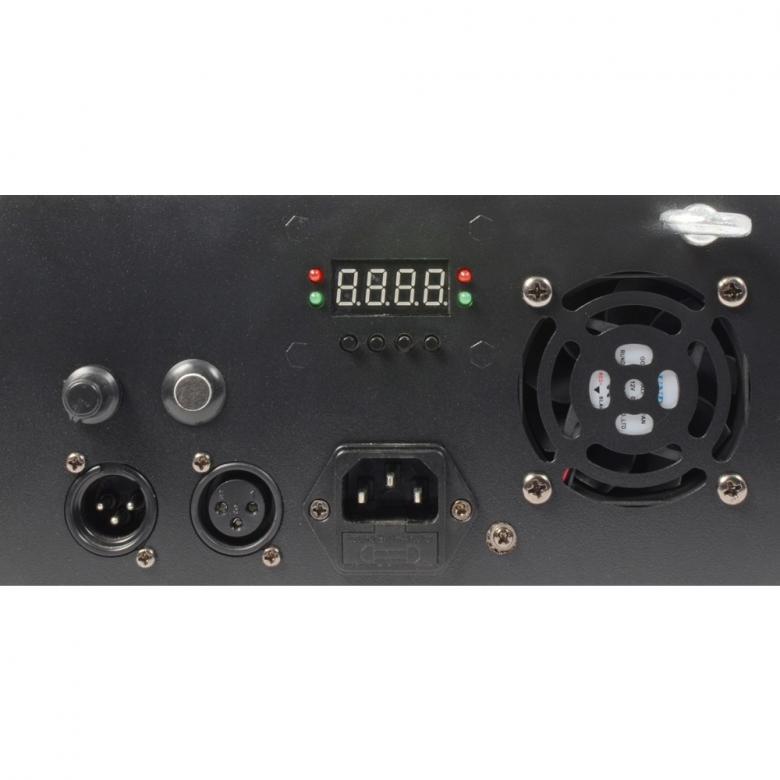 BEAMZ Multigobo PRO 30W RGB LED-efekti goboilla 5- DMX kanavaa. Tämä LED valokukka luo välkkyvän valoshown ihan itsekseen. Laita vain virtajohto pistokkeeseen niin tulet hämmästymään. LED GOBOssa on 30W RGBW LED jossa on ylivoimainen valontuotanto ja joka voi luoda satoja sävyjä. Efektiä parantaa vielä mukana oleva Gobo joka muotoilee valon näyttävästi. Ääniaktivoitu tai automaattinen moodi. LEDien määrä 1 x 30W RGBW, Virtalähde 220-240Vac / 50Hz, Paino 2,4kg.
