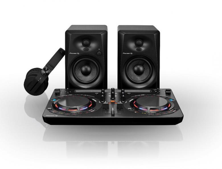 PIONEER DJ Starterpack Starttipaketti DD, discoland.fi