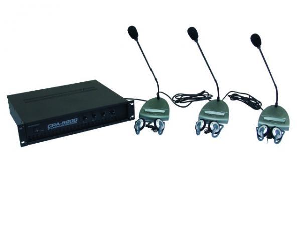 OMNITRONIC DU-200 SP OMNITRONIC konferenssijärjestelmän mikrofoni.