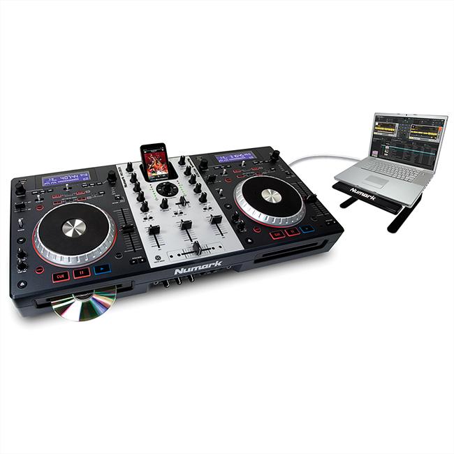 NUMARK Mixdeck, Monipuolinen DJ työasem, discoland.fi