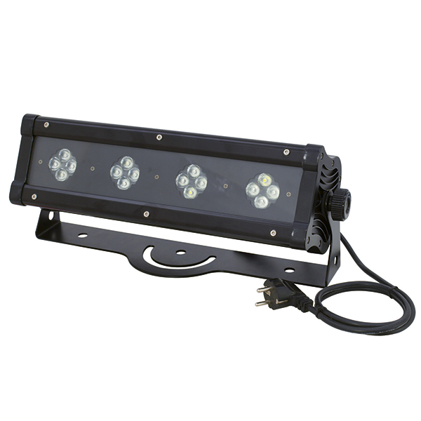 EUROLITE LED BRK-16 RGBW 16x 3W LED-palkki. Versatile LED bar offers diverse creative possibilities!