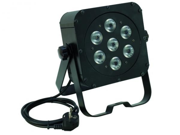 EUROLITE LED SLS-7x3W TCL, Todella tehok, discoland.fi