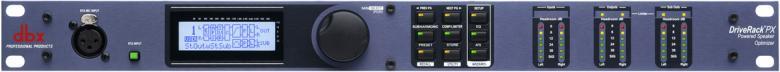 DBX Driverack PX - Digitaalinen kaiutin , discoland.fi