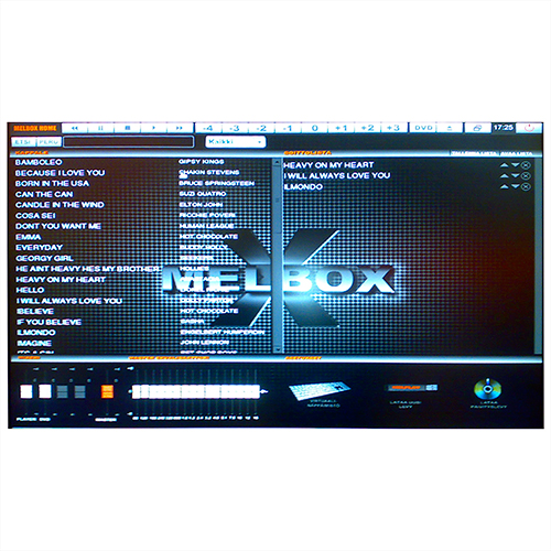 MELPLAY Melbox Medium - jopa 1452 laulua