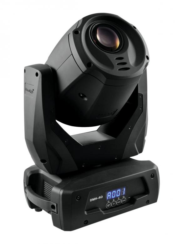 FUTURELIGHT DMH-40 LED Moving Head, 40W,, discoland.fi