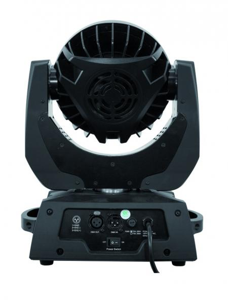 FUTURELIGHT EYE-60 Moving Head Wash with 30W RGBW LEDs.