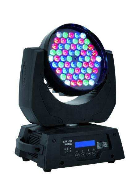 FUTURELIGHT EYE-60 Moving Head Wash with, discoland.fi