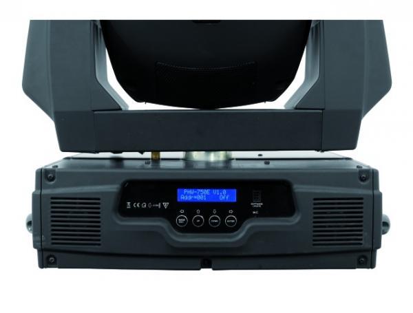 FUTURELIGHT PHW-750E PRO-Head Wash, Multifunctional Washlight